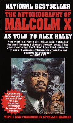 The Autobiography of Malcolm X By X, Malcolm